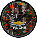 Chevrolet Neon Clock-ChevyMall