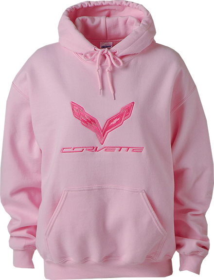 Corvette Ladies Sweatshirt | Corvette Women Sweatshirt-ChevyMall