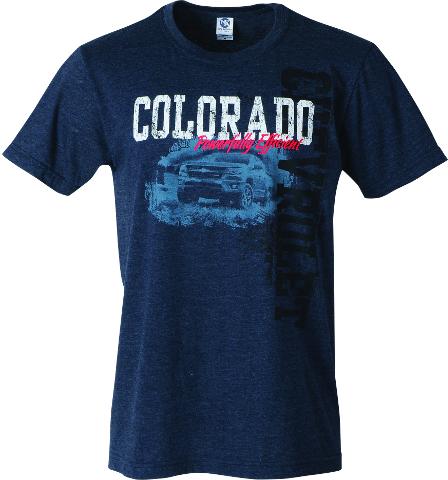 Colorado T-Shirt | Chevy Colorado T-Shirt | Colorado Shirt-ChevyMall