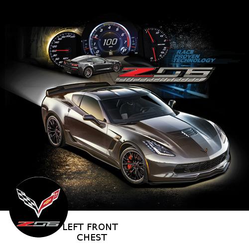 Z06 C7 Corvette Race Proven T-Shirt-ChevyMall
