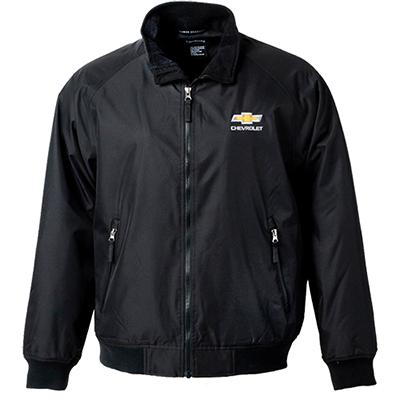 Chevrolet Mens Heavyweight Jacket-ChevyMall
