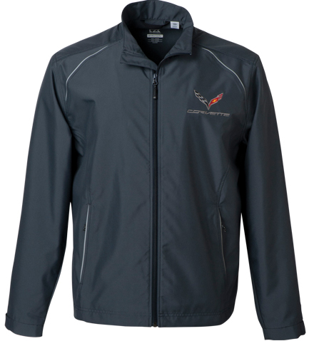 C7 Corvette Mens Weathertec Jacket Chevymall