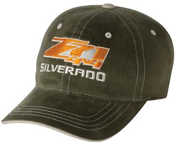 Silverado Z71 4x4 Cap | Silverado Z71 Hat-ChevyMall