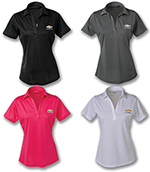 243b8b710 Chevrolet Ladies Silk Touch Polo