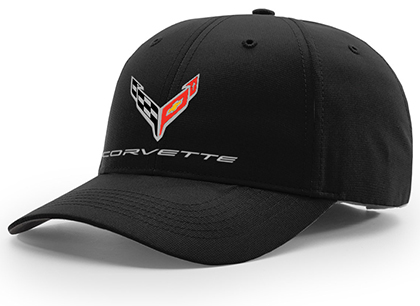 2020 C8 Corvette Stay Dri Performance Black Hat Chevymall