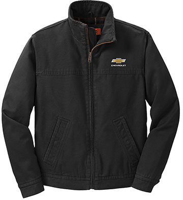 Chevrolet Dri Duck Work Jacket Chevymall