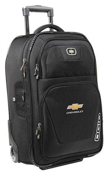 Chevrolet Luggage Bag-ChevyMall